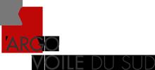 Argo Voile du Sud : école de voile à Palavas Logo